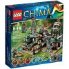 70014 KRYJÓWKA NA KROKODYLIM BAGNIE ( The Croc Swamp Hideout) KLOCKI LEGO LEGENDS OF CHIMA