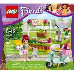41027 STOISKO MII Z NAPOJAMI (Mia's Lemonade Stand) KLOCKI LEGO FRIENDS