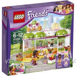 41035 BAR Z SOKAMI W HEARTLAKE (Heartlake Juice Bar) KLOCKI LEGO FRIENDS Straż