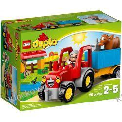 10524 TRAKTOR (Farm Tractor) KLOCKI LEGO DUPLO  Straż