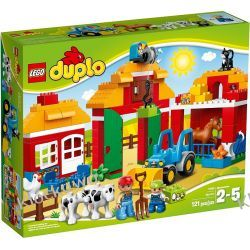 10525 DUŻA FARMA (Big Farm) KLOCKI LEGO DUPLO