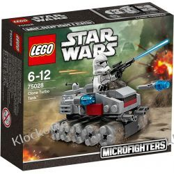 75028 CLONE TURBO TANK™ KLOCKI LEGO STAR WARS