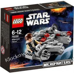 75030 MILLENNIUM FALCON™ KLOCKI LEGO STAR WARS
