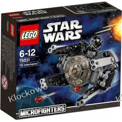 75031 TIE INTERCEPTOR™ KLOCKI LEGO STAR WARS