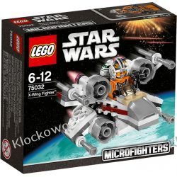 75032 X-WING FIGHTER™ KLOCKI LEGO STAR WARS  Straż