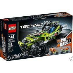 42027 PUSTYNNA WYŚCIGÓWKA (Desert Racer) KLOCKI LEGO TECHNIC Straż
