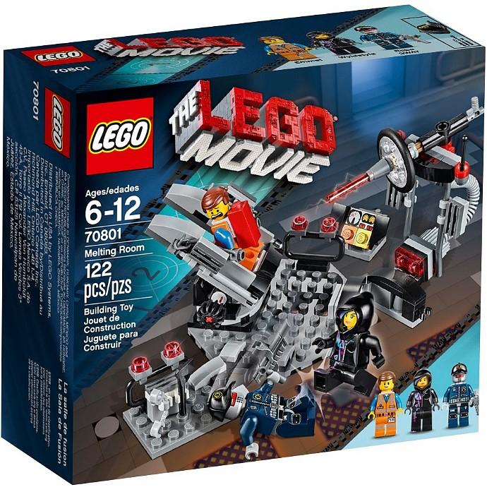 70801 Sala Tortur Melting Room Klocki Lego Movie Lego Movie Lego