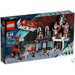 70809 KRYJÓWKA LORDA BUSINESSA (Lord Business' Evil Lair) KLOCKI LEGO MOVIE Straż