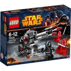 75034 SZTURMOWCY GWIAZDY ŚMIERCI (Death Star Troopers) KLOCKI LEGO STAR WARS