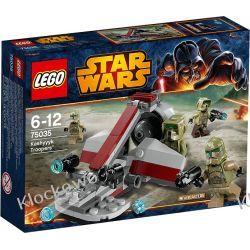 75035 KASHYYYK TROOPERS  KLOCKI LEGO STAR WARS  Straż