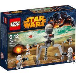 75036 UTAPAU TROOPERS  KLOCKI LEGO STAR WARS