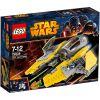 75038 PRZECHWYTYWACZ JEDI (Jedi Interceptor) KLOCKI LEGO STAR WARS