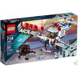 70811 LATAJĄCA ARMATKA WODNA (The Flying Flusher) KLOCKI LEGO MOVIE Straż