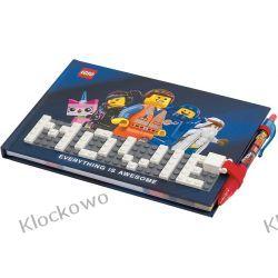 850898 NOTATNIK LEGO MOVIE (THE LEGO Movie Stationery Set) LEGO MOVIE Straż