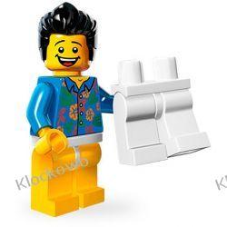 """71004  FACET OD """"GDZIE SĄ MOJE SPODNIE"""" (Where are my pants? Guy) - MINIFIGURKI LEGO PRZYGODA"""