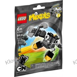 41503 KRADER KLOCKI LEGO MIXELS Straż