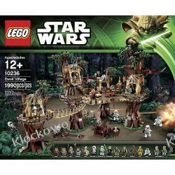 10236 WIOSKA EWOKÓW (Ewok Village) KLOCKI LEGO STAR WARS