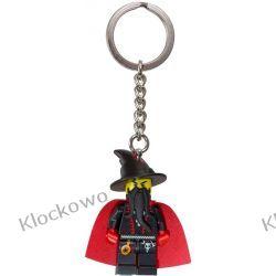 850886 BRELOK CZARODZIEJ (Castle Dragon Wizard Key Chain) LEGO CASTLE