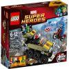 76017 KAPITAN AMERYKA (Avengers: Captain America vs. Hydra) - KLOCKI LEGO SUPER HEROES