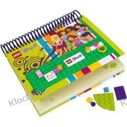 850595 NOTATNIK PRZYJACIÓŁEK (LEGO® Friends Notebook) - LEGO GADŻETY Straż
