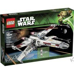 10240 Red Five X-wing Starfighter KLOCKI LEGO STAR WARS