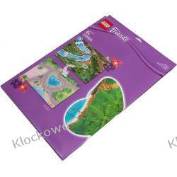 851325 MATA PRZYJACIÓŁEK (Jungle Playmat) - LEGO GADŻETY Straż