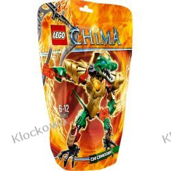 70207 CHI CRAGGER KLOCKI LEGO LEGENDS OF CHIMA  Straż