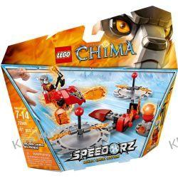 70149 OGNISTE OSTRZE (Scorching Blades) KLOCKI LEGO LEGENDS OF CHIMA  Straż