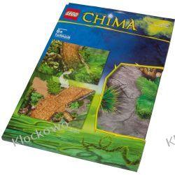 850899 MATA CHIMA (Legends of Chima Playmat) - LEGO GADŻETY Straż