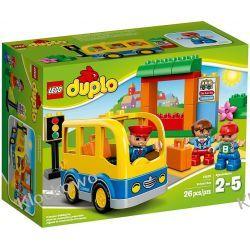10528 SZKOLNY AUTOBUS (School Bus) KLOCKI LEGO DUPLO