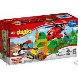 10538 DRUŻYNA STRAŻACKA (Fire and Rescue Team) KLOCKI LEGO DUPLO  Straż