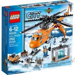 60034 ARKTYCZNY HELIKOPTER DŹWIGOWY (Arctic Helicrane) KLOCKI LEGO CITY