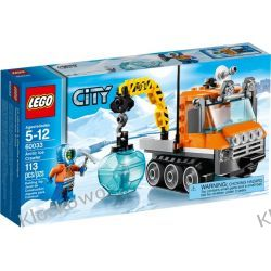 60033 ARKTYCZNY ŁAZIK LODOWY (Arctic Ice Crawler) KLOCKI LEGO CITY Straż