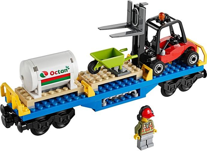 60052 Pociąg Towarowy Cargo Train Klocki Lego City Klocki Lego Na