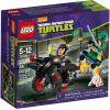 79118 ROWEROWA UCIECZKA KARAI (Karai Bike Escape) - KLOCKI LEGO TURTLES