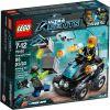 70160 POŚCIG QUADEM (Riverside Raid) - KLOCKI LEGO AGENTS