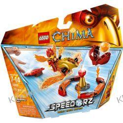 70155 OGNISTA JAMA (Inferno Pit) KLOCKI LEGO LEGENDS OF CHIMA  Straż