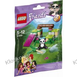 41049 PANDA I BAMBUS (Panda in the Bamboo) KLOCKI LEGO FRIENDS Straż