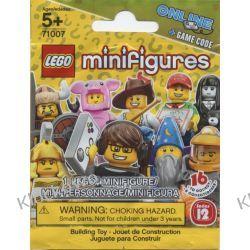 71007 - 1 SZT LOSOWO WYBRANEJ MINIFIGURKI -  12 SERIA LEGO MINIFIGURKI