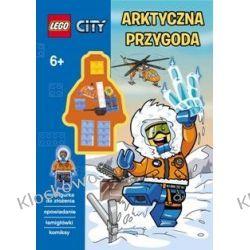 KSIĄŻKA LEGO CITY - ARKTYCZNA PRZYGODA Straż