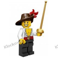 71007 - MISTRZ SZPADY-  12 SERIA LEGO MINIFIGURKI