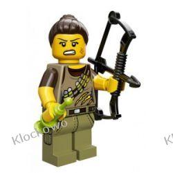 71007 - ŁOWCA DINOZAURÓW-  12 SERIA LEGO MINIFIGURKI