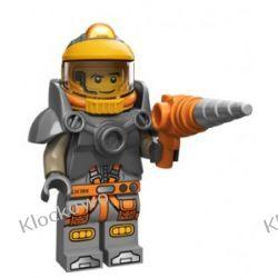 71007 - KOSMICZNY GÓRNIK  12 SERIA LEGO MINIFIGURKI