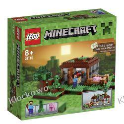21115 - MINECRAFT PIERWSZA NOC - KLOCKI LEGO MINECRAFT