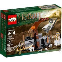 79015 WALKA Z CZARNOKSIĘŻNIKIEM (Witch-King Battle) KLOCKI LEGO HOBBIT