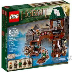 79016 ATAK NA MIASTO (Attack on Lake-town) KLOCKI LEGO HOBBIT