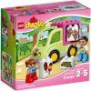 10586 FURGONETKA LODZIARZA (Ice Cream Truck) KLOCKI LEGO DUPLO