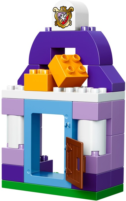 10594 Królewska Stajnia Sofia The First Royal Stable Klocki Lego