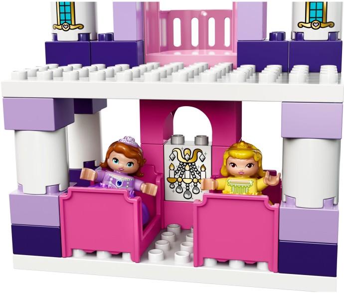 10595 Królewski Zamek Sofia The First Royal Castle Klocki Lego