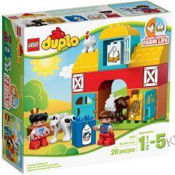 10617 MOJA PIERWSZA FARMA (My First Farm) KLOCKI LEGO DUPLO